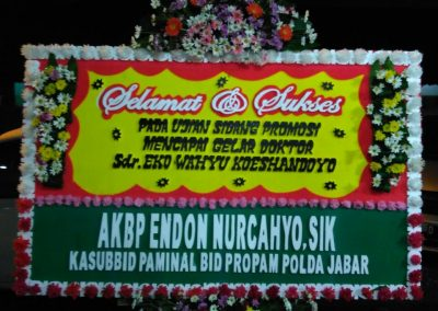 Bunga Papan Bandung