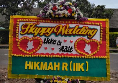 Karangan bunga Bandung (5)