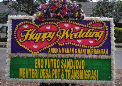 Karangan bunga Bandung (6)