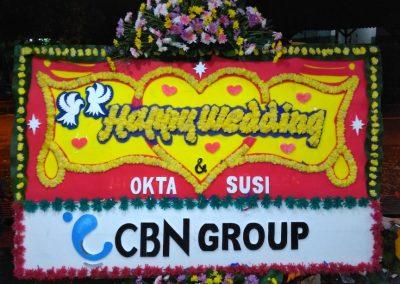 Karangan bunga Bandung (9)